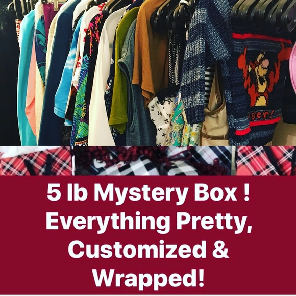 Disney Other - Mystery Box - Surprise Package - Handmade w/Love❣️